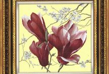 CrossStitch Magnolia