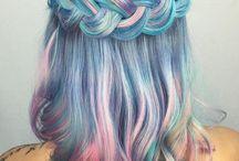 Instagram hair