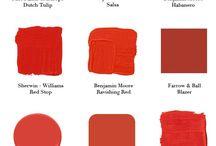 Design Color: Reds