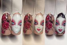 faces nails