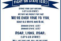 Penn State / by Diane Haas