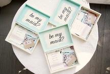 wedding ideas / by Jessica Hekman