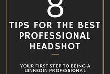 helpful business portrait tips