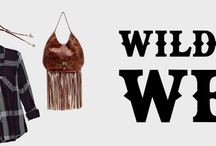 Western Inspired Style / www.shoptiques.com/look-books/western-inspired-style