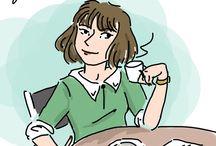 Drawings / Mes illustrations