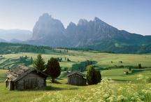 My Sudtirol/Alto Adige/Południowy Tyrol / ♥ it, not only because it's my job!