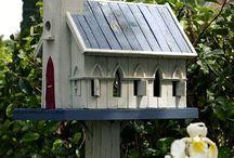 ptačí domečky