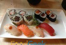 Ace Food: #japanese #sushi / Shots of some of the best Japanese & sushi dishes i've eaten recently.