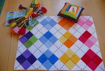 Quilts / by Kate Nienaber
