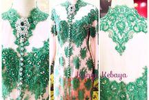 Kebaya Details / Kebaya