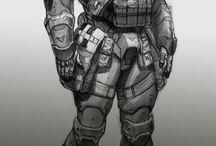 Human suit