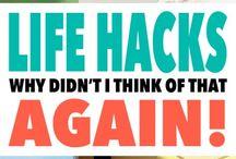 Home/Life Hacks