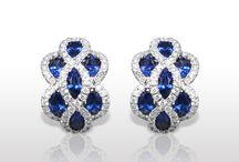 Sapphires / A collection of Sapphires offered at Federal Auction Service
