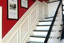 Staircase & Hallways / The Forgotten Spaces