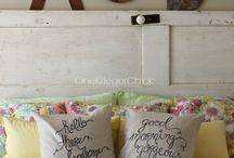 Makuuhuone ideoita