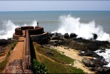 Historical places in Kerala / Kerala has a lot of places of historical importance and visit them to learn the culture of Kerala
