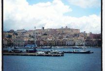 Sardinia - Cagliari (IT) / Shots taken in South Sardinia