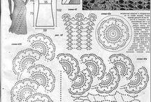 mønster / diagrammer