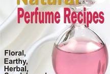 Perfume recipes