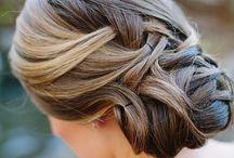 Wedding hair / Hair inspiration for modern brides