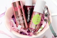 Benefit bluses &highlighters