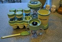 Homemade Baby Food / by Michelle Rockwood
