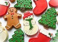 Karácsonyi kekszek/ Christmas Cookies