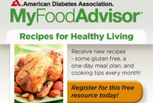 DIABETIC LIVING / INFORMATION AND RECIPES TO HELP US ON THIS JOURNEY ~