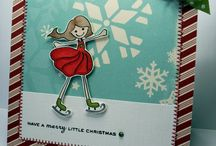 Craft Card Making Ideas (using REVIDEVI digital stamps) / Gift card making ideas by using digital stamps.