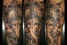 Tattoos - Asian