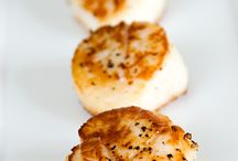 Low carb seafood / by Sharon Looper