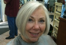 Hair by Catharine Medina / http://www.youtube.com/watch?v=mlAXb6lYGKI&sns=em / by Catharine Medina Mazutti
