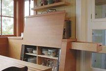 Idéias para armários com espaços secretos!!