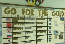 Olympic Fun & Games & Lessons