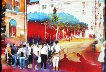 Kourosh Safinia paintings / Kourosh Safinia art