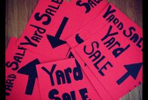 Tag Sale Tips