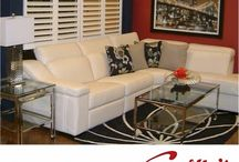 Your Home is in our Store / Come on in and make yourself at home. Let Smitty's help you design the home of your dreams.