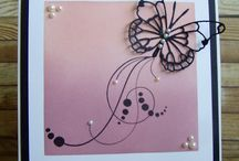 Butterfly Flutterby cards