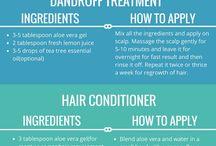 DIY TREATMENTS