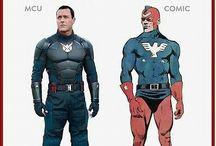 Marvel Comparison