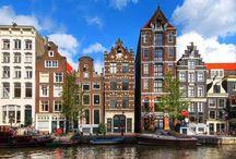 Excursie in Amsterdam si Giethoorn 19 - 23 iulie 2017
