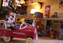 miniature toyrooms and childrens rooms