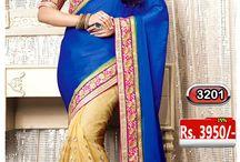 Cekoo Party wear sarees