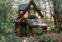 Cottages/Cabins / by Terry Tinsley