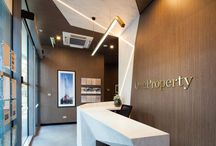 Receptions Offices/Recepciones-Oficinas