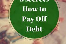 How to reduce debt / 0