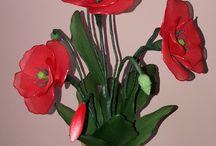 çorap çiçek