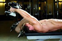 Gym - triceps