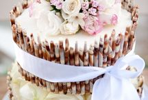 Cigarello Wedding Cakes