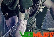 Integratori Vitamaker guanti MDY Gear  con polsiera